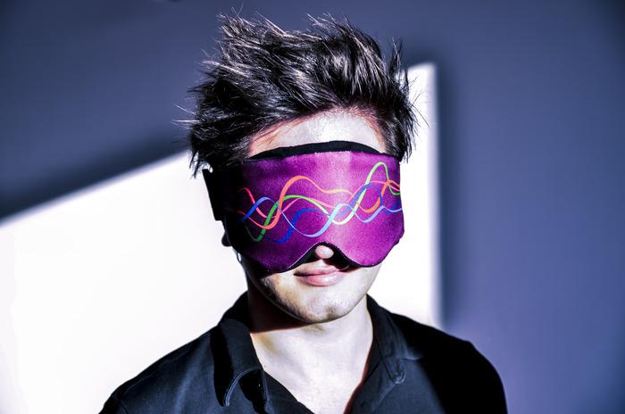 短期睡眠アイマスク「neuro:on(ニューローン)」