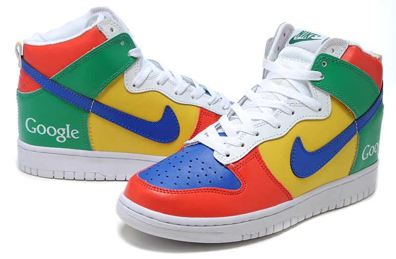 Nike-Google-Dunk-High-Custom-Sneakers_1