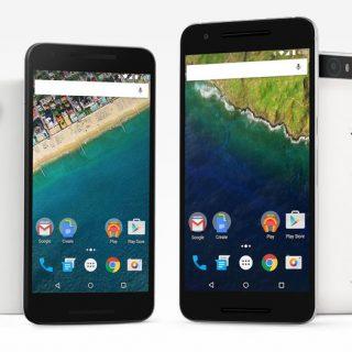 Nexus 5x Nexus 6P