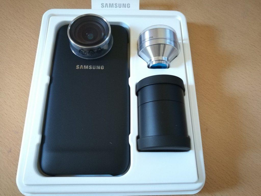 Galaxy S7 edge Lens Cover