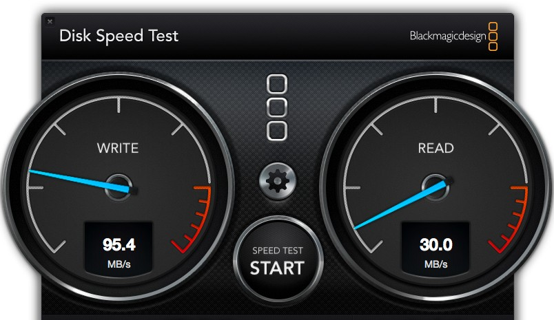 Disk Speed Test