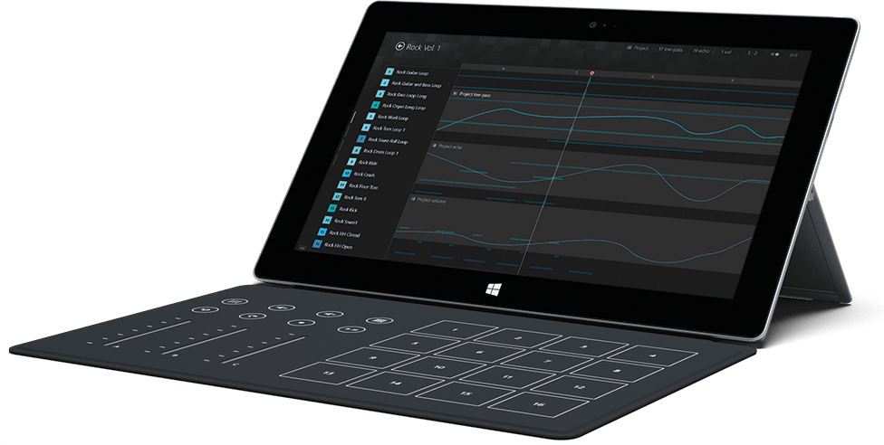 surface remix