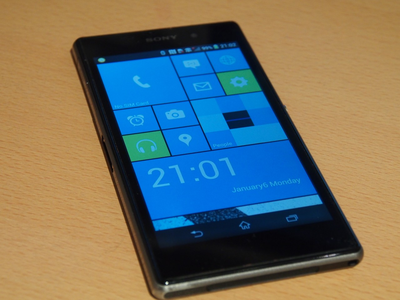 Xperia Windows Phone