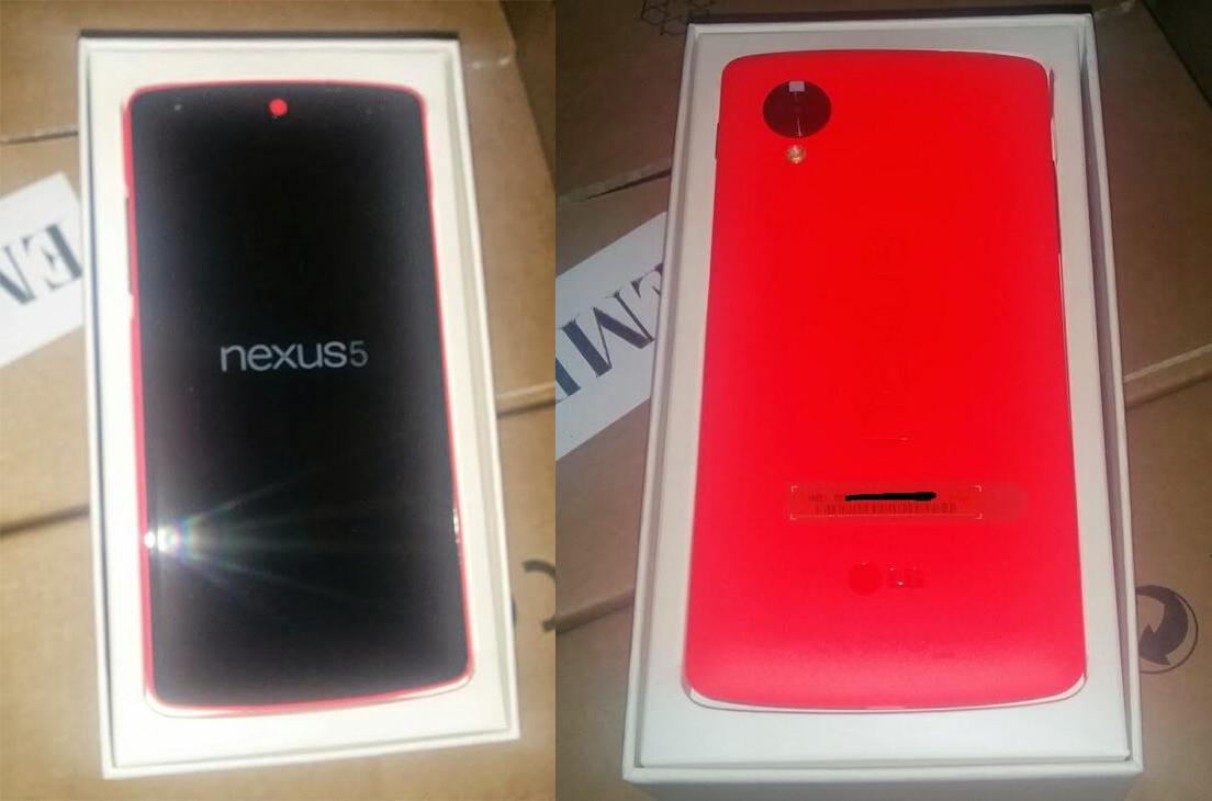 nexus5red