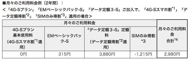 SIMフリー「Nexus_5」向けに「EMOBILE_4G-S」を提供開始_~お得な高速データ通信サービスを月額2_980円でご利用可能に~|報道発表資料|イー・アクセス