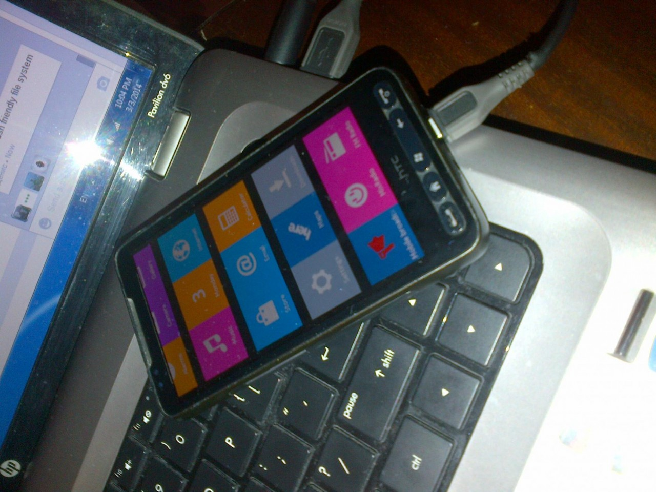 HTC HD2