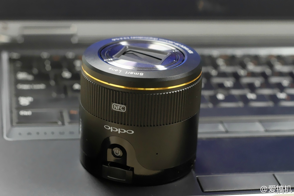OPPO Lens style camera