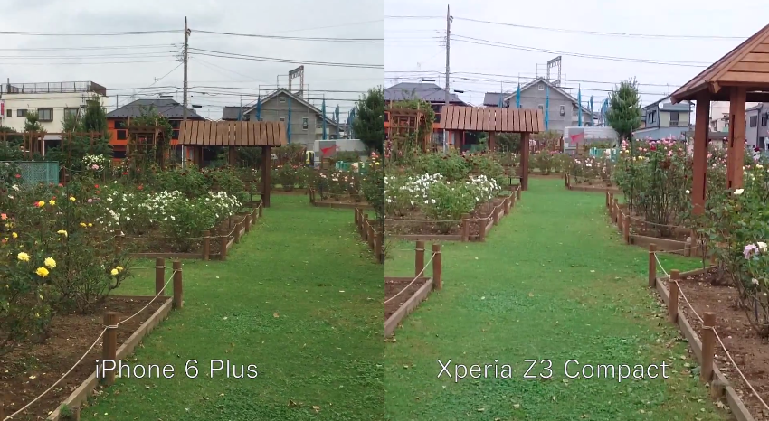 Xperia_Z3_CompactとiPhone_6_Plusの手ぶれ補正を比較してみた_-_YouTube
