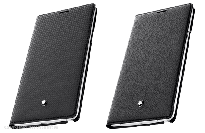 Montblanc-Extreme-leather-cover-and-Montblanc-Meisterstück-Soft-Grain-leather-cover-for-Galaxy-Note-4