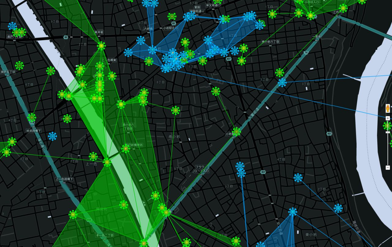 Ingress_Intel_Map
