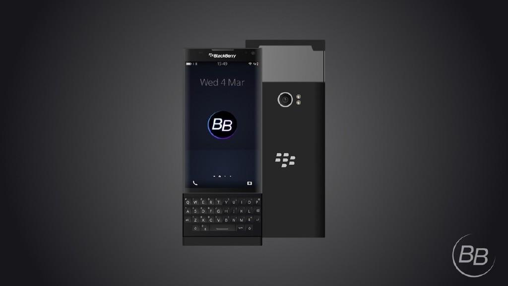 BlackBerry Venus