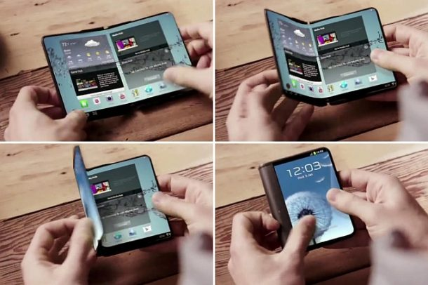Foldable-Smartphones