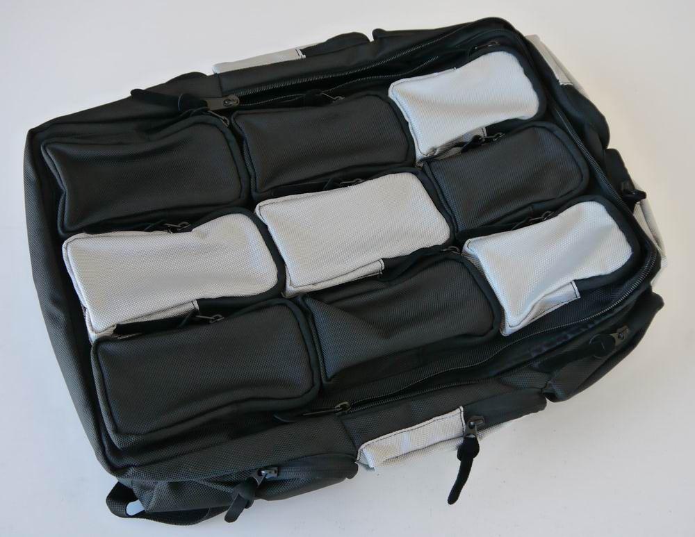 博士も喜ぶスマートバッグ