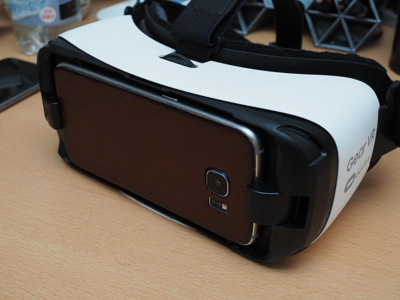 Gear VRがWebVRをサポート