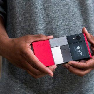 モジュール組み立て式スマートフォン「Project Ara」の新プロトタイプ公開 開発者向けに今秋出荷