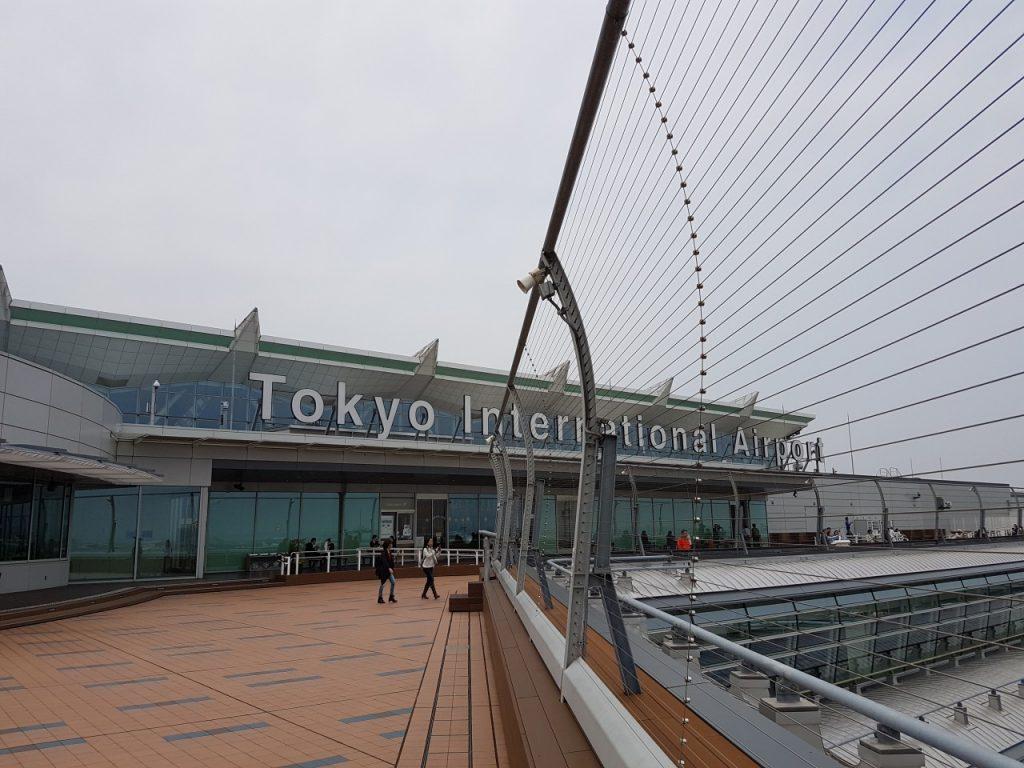 舟運社会実験 羽田国際線ターミナル