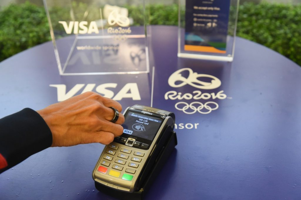 Visa Payment Innovation Showcase with Ibtihaj Muhammad