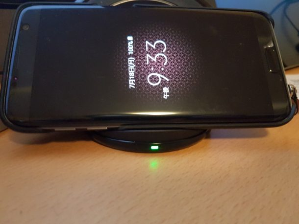 Fast Wireless Charger Stand