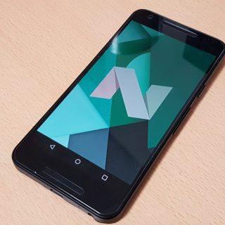 Android 7.0 Nougatのイースターエッグの遊び方