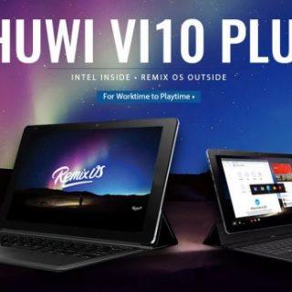 CHUWI VI10 PLUSに搭載されているのRemix OSってなに?