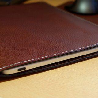 iPadのスリーブカバー