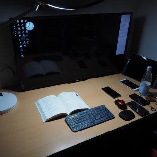BenQの目に優しいデスクライトWiTは子供の勉強机で使うには理想的かもしれない【AD】