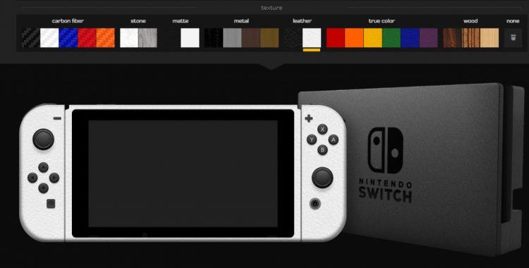 dbrand nintendo switch