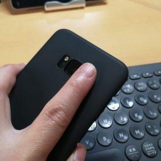 Galaxy S8/S8+の指紋センサはジェスチャー機能にも対応