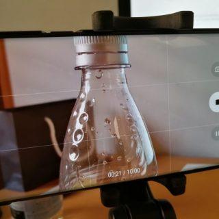 Galaxy S8+で4K撮影のテスト。発熱で止まらず撮影可能、ただし10分間