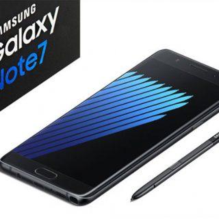 改修版Galaxy Note 7、「Galaxy Note FE」の発売は7月30日に延期?