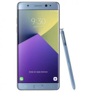 改修版Galaxy Note 7、名称はNote 7RではなくNote FEに?(ETNews報道)