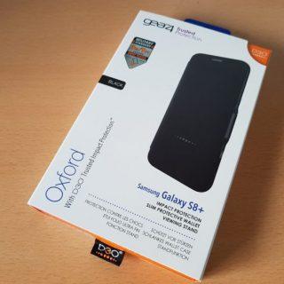 Galaxy S8+用の耐衝撃ケース、新素材D3Oを採用したGear4の「Oxford」をレビュー