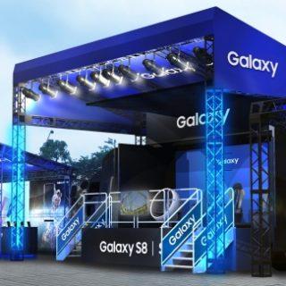 Galaxy Studio横浜 7月1日~12日開催、夢をかなえる七夕特別企画も実施