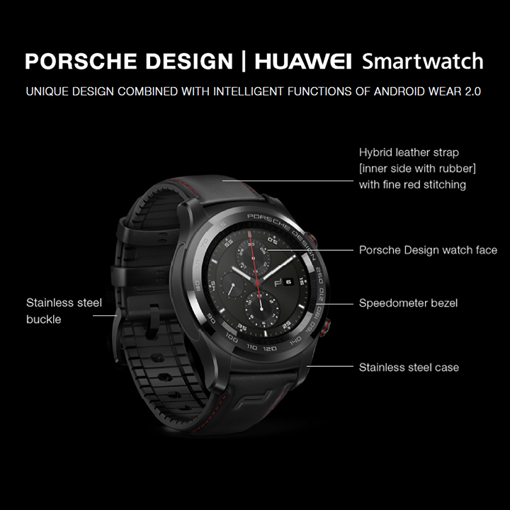 Porsche Design SmartWatch