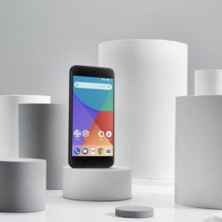 Xiaomi、同社初のAndroid One端末「Mi A1」発表。Snapdragon 625にRAM 4GB、年内にAndroid Oreoへアップデート