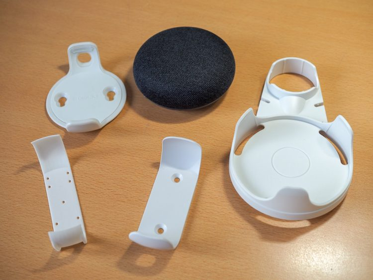 Google Home Mini Wall Mount
